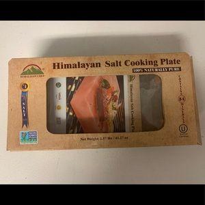 NEW Himalayan Salt Cooking Plate